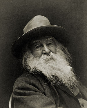 Walt Whitman's use of free verse became apprec...