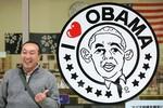 OBAMA, FUKUI, JAPAN - JANUARY 20:  A visitor p...