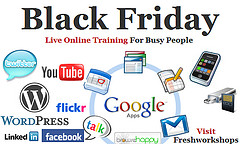 Black Friday Freshworkshops