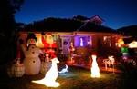 MELBOURNE, AUSTRALIA - DECEMBER 22:  Christmas...