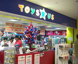English: store at , Singapore.