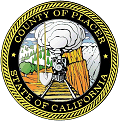 Official seal of County of Placer