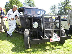 1934 Ford Stock-Car Racer