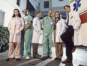 Original cast of the show (1994-1995)