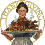 The Giving of Thanks…