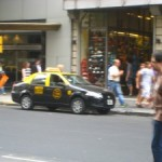 A Word about Buenos Aires Taxi's