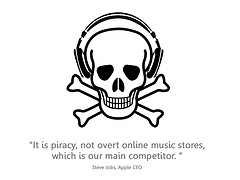 piracy vs iTunes