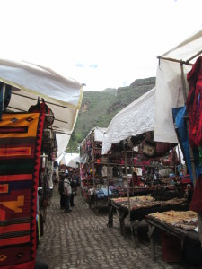 Markets in Peru are s